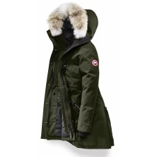 Парка женская Canada Goose Rossclair Parka Military Green