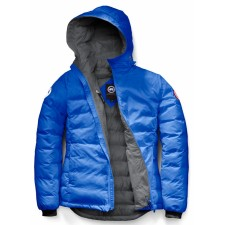 Куртка женская Canada Goose PBI Camp Hoody Royal PBI Blue
