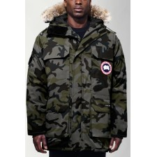 Парка мужская Canada Goose Expedition Parka Red